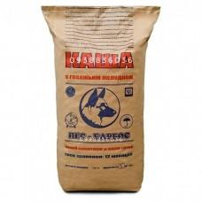 каша Пес Барбос для собак с говяжьим желудком, Украина, запаривать теплой водой