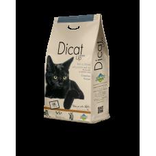 купить сухой корм для кошек и котов DICAT UP COMPLETE RECIPE с курицей и креветкой, с пробиотиками, супер премиум класса, http://zoo-like.com.ua