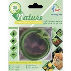 """противопаразитарный ошейник из компонентов растительного происхождения """"Nature""""для котов"""