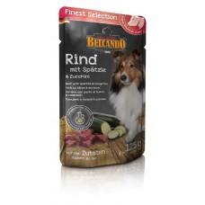 Паучи для собак BELCANDO Говядина с лапшой и цуккини