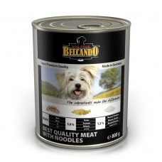 консерва для собак Belcando мясо с лапшой Германия