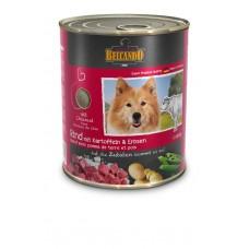 консерва для собак Belcando Говядина Картошка Горошек